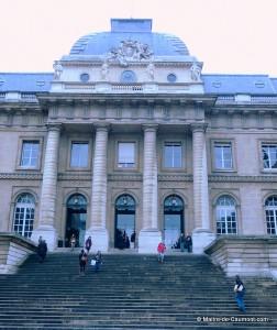 Le TGI de Paris