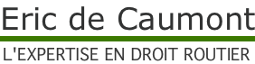 Maître Eric de Caumont